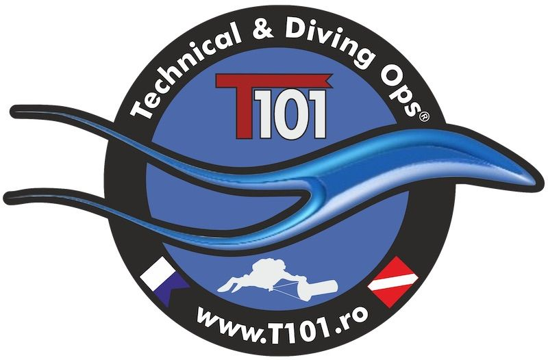 T101 Technical & Diving Ops AERO-001 logo