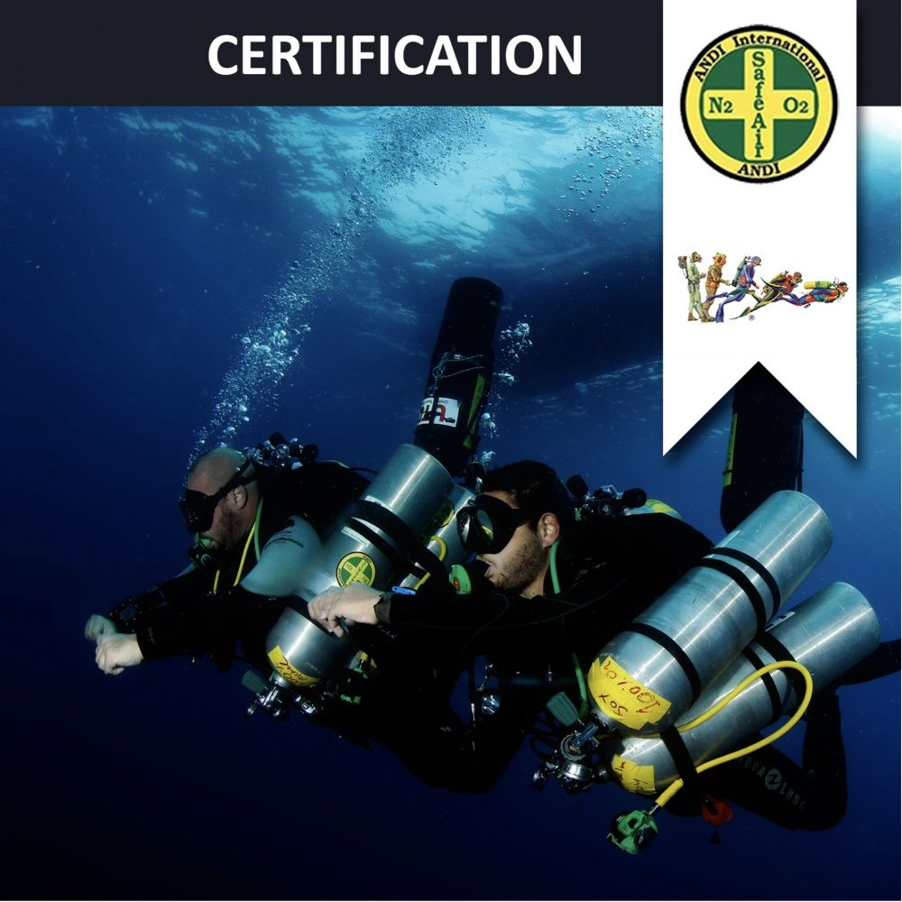 Open Water Diver 18M